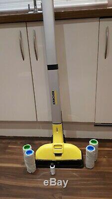 Karcher Fc 3 Sans Fil Hard Floor Cleaner Jaune