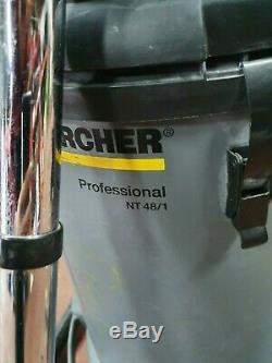 Karcher Nt 48/1 Humide Et Aspirateur Commercial Sec 110v
