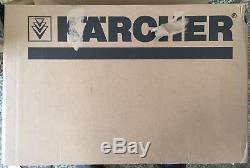 Karcher Nt 48/1 Wet & Dry Aspirateur 1380w 48l 240v No Sac