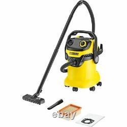 Karcher Wd 5 Wet & Dry Cleaner Yellow Nouveau D'ao
