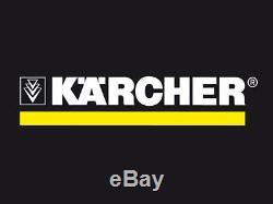 Karcher Wd 6, Aspirateur Sec Et Humide, Filtre Autonettoyant, Intérieur Et Extérieur, Ventilateur