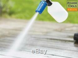 Kew Nilfisk Alto Multi 30t De Wet & Dry Vide Avec L'outil De Puissance Take Off 1400w