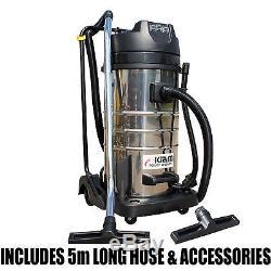Kiam Gutter Cleaning System Kit D'aspirateur Industriel Et De Mats