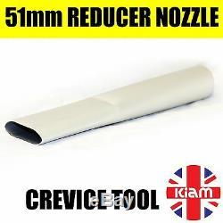 Kiam Gutter Cleaning System Kv80-3, Aspirateur Pour Déchets Secs Et Humides Et Kit De Perche De 32 Pi, 9,6 M