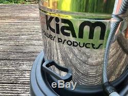 Kiam Kv-80p 80 Litres Industrial Triple Motor 3000w Wet & Dry Aspirateur