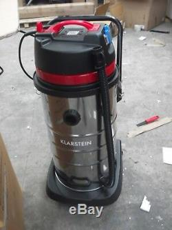 Klarstein 10029117 Clean Room Prima Aspirateur Industriel Wet-dry Cleaner Véritable