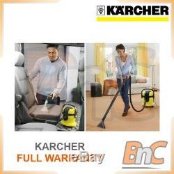 Laveuse Aspirateur Humide / Sec Karcher Se 4002 1,081 À 140,0 1400w Garantie Complète