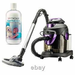 Laveuse De Tapis Multifonction Maison Nettoyage Wet Dry Vacuum Cleaner Blower 4 In 1