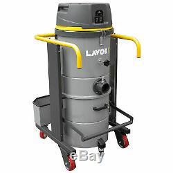 Lavor Smx77 2-24 77l Industrielle 2 Moteur 2000w Wet & Dry Aspirateur