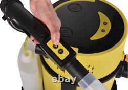 Machine À Laver Le Tapis Électronique Multifonctions Nettoyeur À Vide Et À Sec & Shampooing
