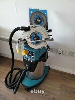 Makita 110v M Classe Dust Extracteur +scie Circulaire