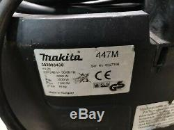 Makita 447m De Sec Et Humide Aspirateur Aspirateur Classe Tuyau De Commande Vac M