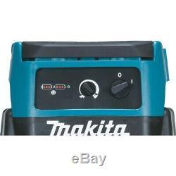 Makita Dvc860l 36v (18vx2) Li-ion Sous Vide Aspiration Sans Fil / Batterie Oper