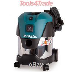 Makita Vc2012l Wet & Dry L-class Aspirateur Aspirateur De 20l