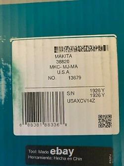 Makita Xcv14z 18v 36v Extracteur De Poussière Sous Vide Sèche Sans Fil Sans Fil Brushless Lxt Xpt
