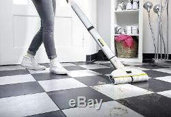 Marque Nouveau Karcher Fc3 Sans Fil Haut De Gamme Wet & Dry Hard Floor Cleaner 460w Blanc