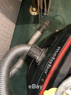 Metabo Asr 25l Sc Aspirateur Pour Déchets Secs Et Humides 1400w Extracteur De Poussiere 110v