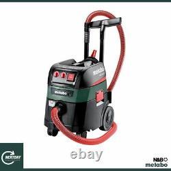 Metabo Asr 35 M 240v, 35ltr, Classe Extracteur Aspirateur Humide / Sec M 602058380