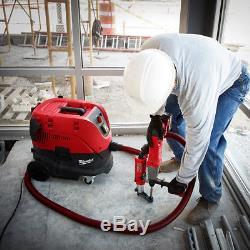 Milwaukee 8960-20 Aspirateur D'aspirateur De Poussière À Filtre Hepa De 8 Gallons (148 Gallons)