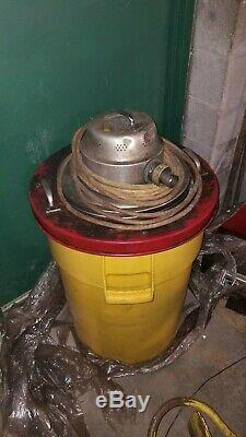 Milwaukee Barrel Top Aspirateur Head Moteur Modèle # 8945 Withhose