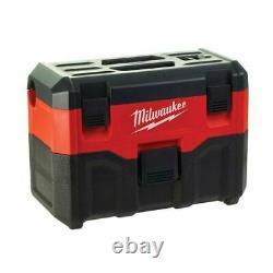 Milwaukee M18 Vc2-0 Vide Sans Fil Humide/sec