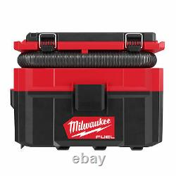 Milwaukee M18fpovcl-0 Packout 2,5 Gallon À Vide Humide/à Vide