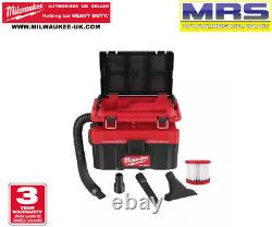 Milwaukee M18fpovcl Packout Sous Vide Humide/ Sec M18 Carburant 4933478187