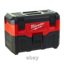 Milwaukee M18vc2-0 18v Vac Sans Fil Humide Dry Vaccum Next Gen Bare Unit