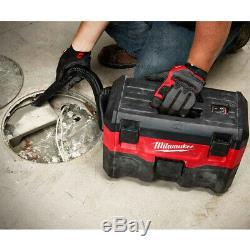 Milwaukee M18vc2 18v Wet & Dry Vacuum 2ème Génération Corps Seulement 4933464029