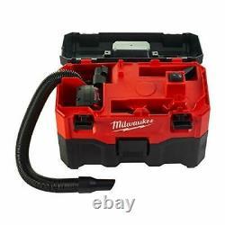 Milwaukee Milm18vc20 M18vc2-0, Vacuum Humide/dry, Multicolore
