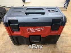 Milwaukee Nouvelle M18vc2 De Vide De 2ème Génération Unité Nu + 5.0ah Batterie T469