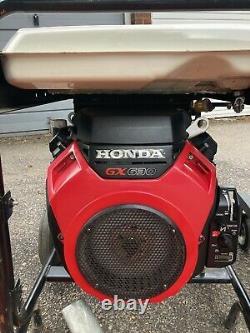 Nettoyage De Gouttière Ensemble D'affaires Honda Générateur 10kva Aspirateur Humide Et Sec 110v