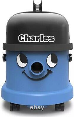 Nettoyeur À Vide À Sec Et Humide Charles Numatique, 15 Litres, 1060 W, Bleu