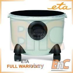 Nettoyeur À Vide Sec/humide Eta 086990000 Efektiv 1400w Garantie Complète Vac Hoover