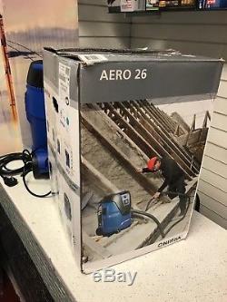 Nilfisk Aero 26-21pc Aspirateur Pour Déchets Secs Et Secs 1250 Watt 230v Puissance De L'extracteur