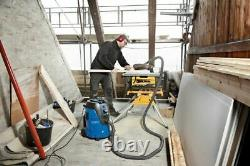 Nilfisk Aero 26-21pc Wet & Dry Vacuum 1250w 240v Extractor Power Décoller