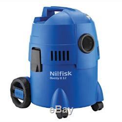 Nilfisk Amis II Wet & Dry Vide 12 Litres 1200w 240v