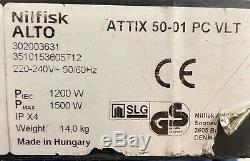 Nilfisk Humide Aspirateur À Sec Ac Attix 50-01 Pc 302003631 Rrp £ 400