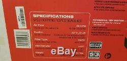 Nouveau Kit D'aspirateur Et D'accessoires Hepa Dry Hepa Dry 1880-20p 18v Li-ion De Milwaukee