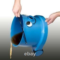 Numatic Charles Wet Dry Vacuum Cleaner Hoover Cv370 240v Motor 2021 Nouveau Modèle
