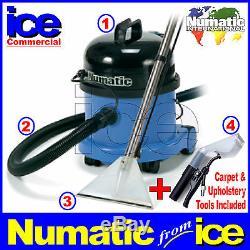 Numatic Ct370-2 Nettoyant De Tapis Et De Meubles Rembourrés Cleantec Petit Commercial Industriel