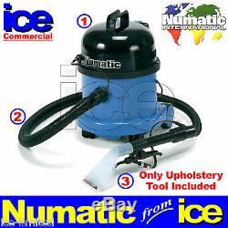 Numatic Ct370 Voiturier Tapis Rembourrage Humide Sous Vide Équipement De Nettoyage Machine