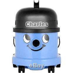 Numatic Cvc370 Nettoyant Pour Sacs Et Emballages Charles Ensachés, Bleu Nouveau De Ao