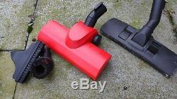 Numatic George Gve370-2 3 En 1 Humide / Sec À Vide Hoover Avec A26a Kit & Turbo Brosse