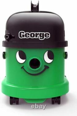 Numatic George Gve370-2 Aspirateur Humide Et Sec Vert & Noir