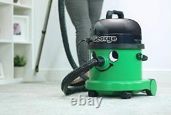 Numatic George Gve370-2 Wet & Dry Vacuum Cleaner Green & Black Ups Livraison
