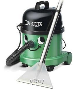 Numatic George Gve370-2 Wet & Dry Vacuum Cleaner Hoover Henry Vert