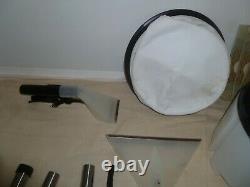 Numatic George Gve370-2 Wet & Dry Vacuum Cleaner Vert