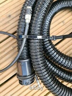 Numatic George Gve 370 2 1200w Wet & Dry Flotteur De Réservoir Sec Et Accessoire Pour Tuyau D'aspiration