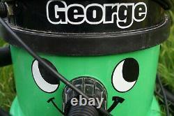Numatic George Gve 370 Aspirateur Humide Et Sec 3 En 1 Nettoyeur De Tapis